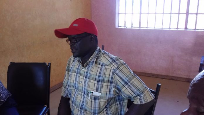 Wafula Waiti faulted police officers for not contacting his family on time