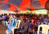 Farmers were urged to embrace diversification by Sasini General Manager Mr. James Muriithi during a meeting in Cheptais