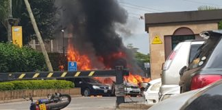 The Dusit Complex attack in Nairobi has left a sour taste in the mouth of Kenyans