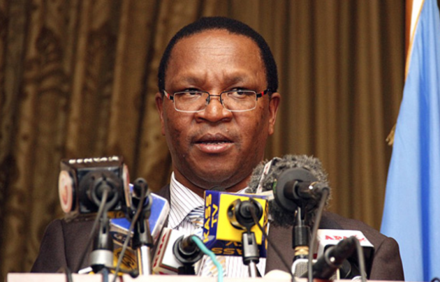 Interior PS Karanja Kibicho