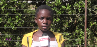 Lona Otuoma, who aspires to be a doctor in future, has appealed for help from any well wisher