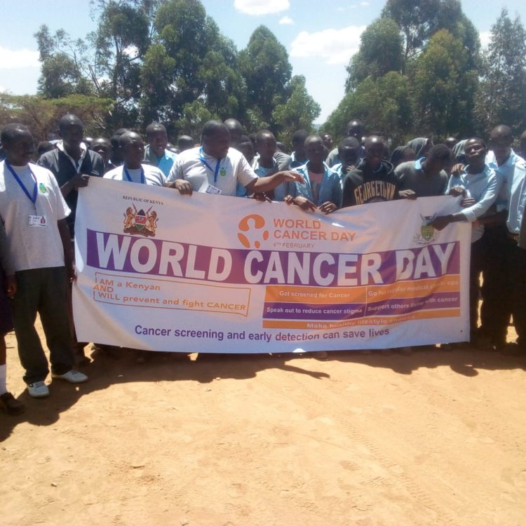 Nandi residents have been urged to go for cancer screening