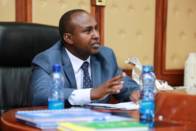 ODM leaders led by Suna East MP Junet Mohamed (pictured) have defended Governor Joho