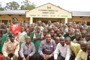 The MP said he'll continue funding more projects under the education sector