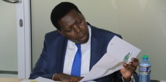 Devolution CS Eugene Wamalwa