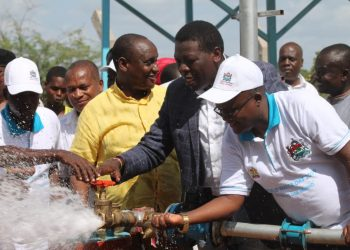 Devolution CS Eugene Wamalwa has said the County governments should be the first to react when disasters strike