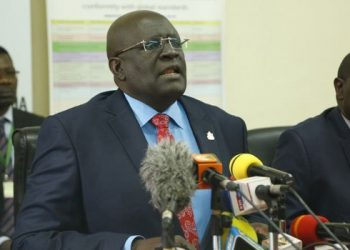 Education Cabinet Secretary nominee Prof. George Magoha
