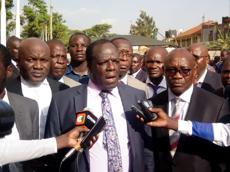 Kakamega County Governor Wycliffe Oparanya has said plans are underway to open three mobile clinics in Kakamega to improve accessibility for patients