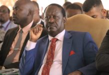 ODM leader Raila Odinga