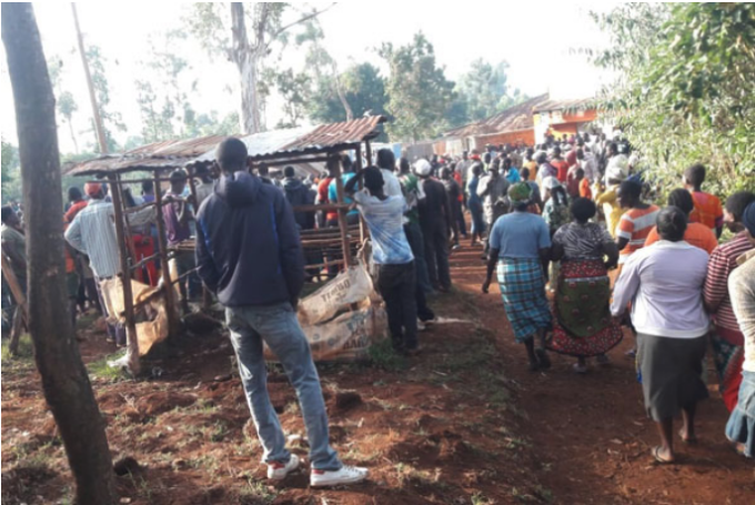The suspects have been held in connection to the murder of five watchmen at Kilingili market on the border of Vihiga and Kakamega