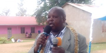 Busia County TSC Director Ibrahim Rugut