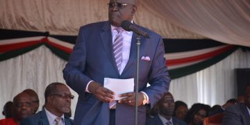 Education CS Prof. George Magoha