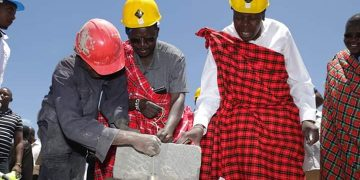 West Pokot Governor John Lonyangapuo said the abattoir will create business opportunities