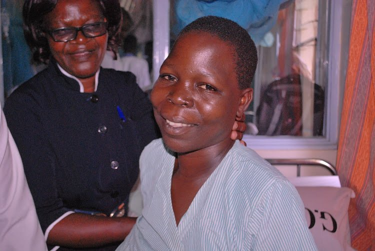 Evelyne Namukhula had been moved to the Moi Teaching and Referral Hospital