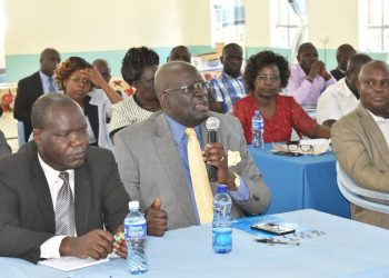 Education CS Prof. George Magoha insisted the CBC implementation won't be halted