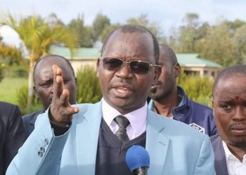 West Pokot Governor John Lonyangapuo said the economy of the area has been affected