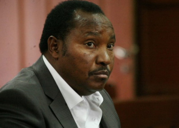 Kiambu Governor Ferdinand Waititu. PHOTO/COURTESY