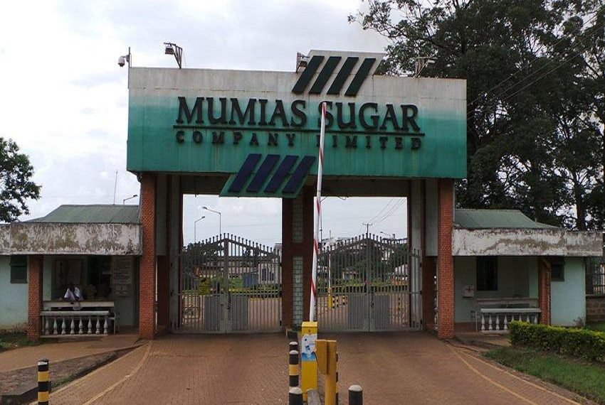 Mumias Sugar Company. Photo/Courtesy
