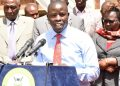 Nandi Governor Stephen Sang