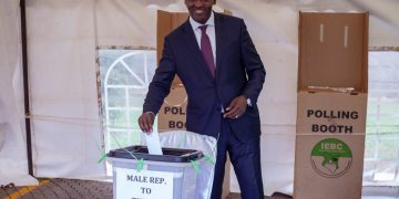 Njeru Macharia has been elected as the male LSK rep to JSC