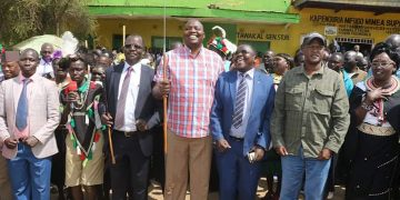 The leaders have faulted the West Pokot County security team after recent spate of killings and abductions