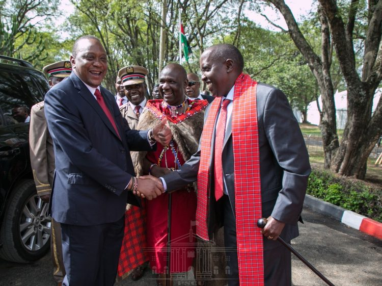 President Uhuru Kenyatta has directed KEBS, KPA, KRA to cease further inspection at port entry. PHOTO/PSCU