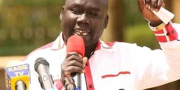 The late Benson Kiptire was abducted on Friday