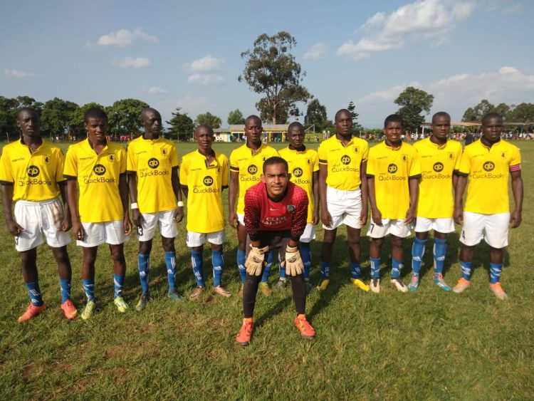 St. Peter's Mumias players