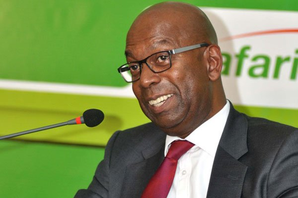 Bob Collymore succumbed to cancer