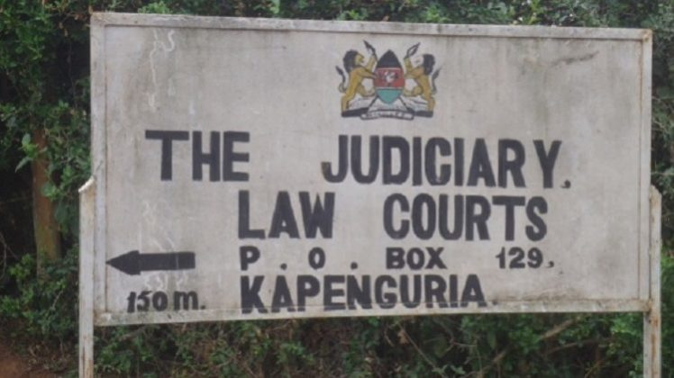 A man was arraigned in court for allegedly defiling his 3-year-old son
