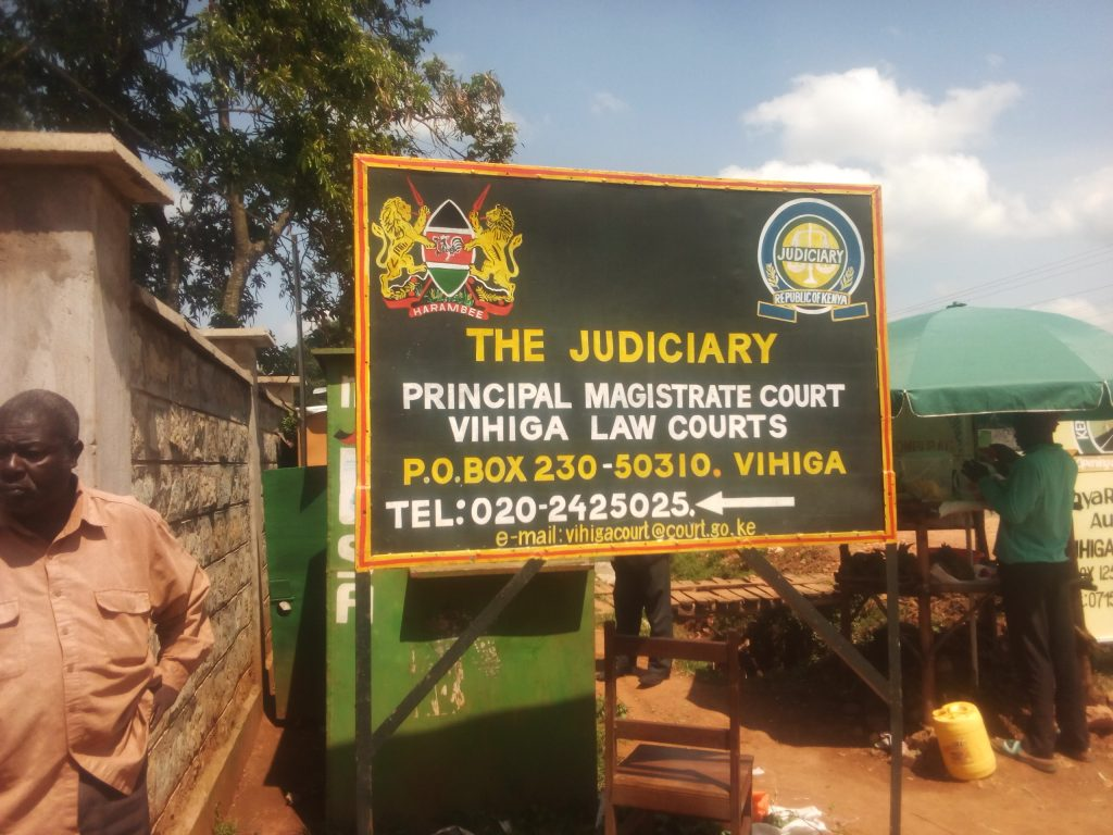 Vihiga Law Courts