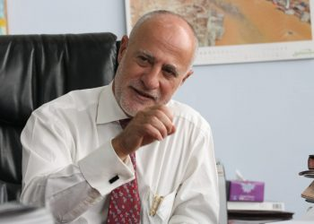 Safaricom CEO Michael Joseph