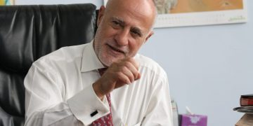 Safaricom Interim CEO Michael Joseph