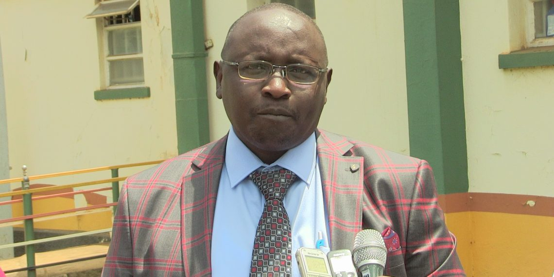 Trans Nzoia County deputy Governor Stanley Tarus