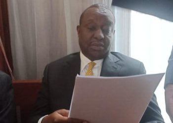 Treasury Cabinet Secretary Henry Rotich in court. Photo/Courtesy