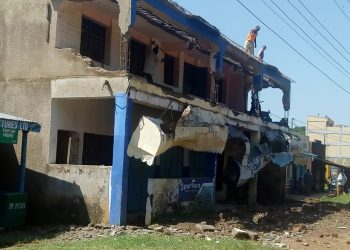 Some had to demolish their buildings after KeNHA's directive