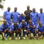 The Busia team was defeated by Uasin Gishu