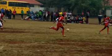 The ongoing KSSSA national championships are being held in Kisumu