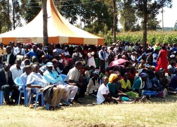 The Trans Nzoia West FM Umbrella chairperson has urged fans to register with NHIF