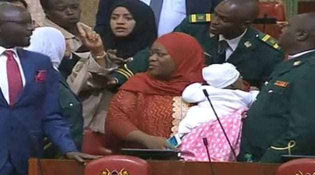 Kwale woman representative Zulekha Hassan said she had an emergency and couldn't miss the sessions