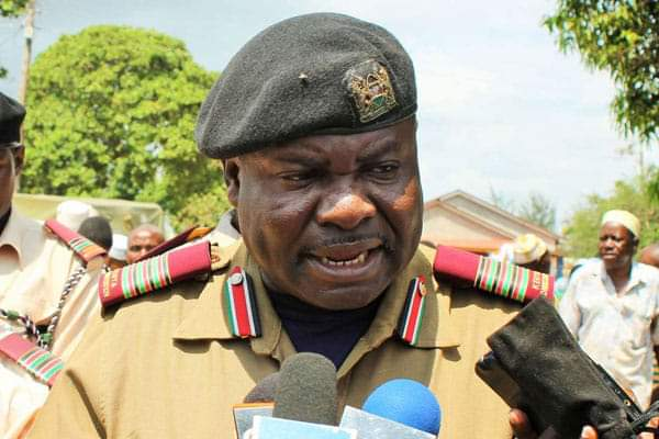 Olaka Kutswa who was serving as the Nandi County Commissioner has been moved to Kilifi County