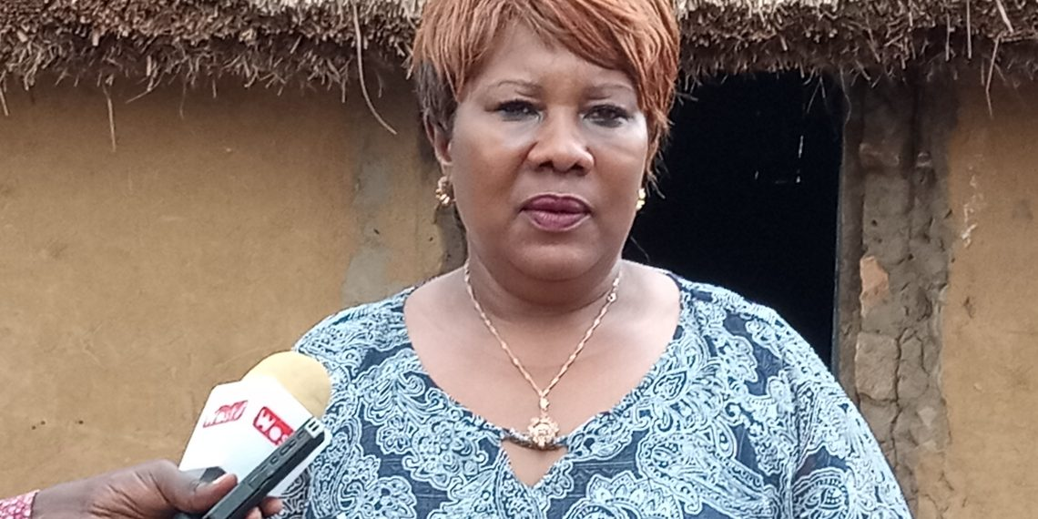 Busia woman representative Florence Mutua