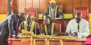 Trans Nzoia assembly in session