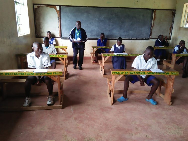 The top candidate in the 2019 KCPE exam has scored 440 marks