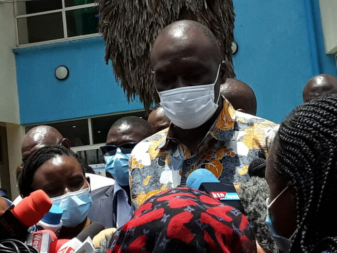 Ministry-of-health-Director-General-Dr. Patrick-Amoth