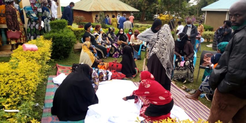 Preparations ongoing for Mama Sarah Obama to be laid to rest