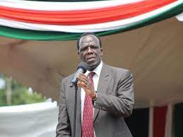 Gov Oparanya in a past event