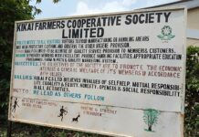 Kikai Farmers Dairy Co-operative society