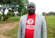 Mulmulwas declares to unseat Poghisio as battle for West Pokot County senate seat gets hot